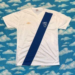 Umbro Guatemala Soccer Jersey